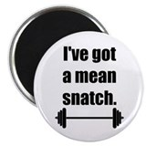 "Unique Workout 2.25"" Magnet (10 pack)"