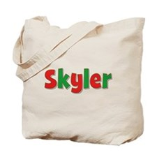 Skyler Christmas Tote Bag