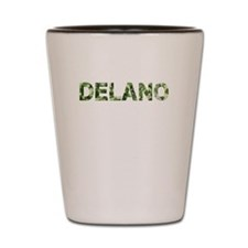 Delano, Vintage Camo, Shot Glass