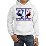 """Arnold for Governor""Hoodie"