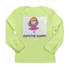 ballerina.1.jpg Long Sleeve T-Shirt