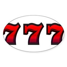 777 Decal