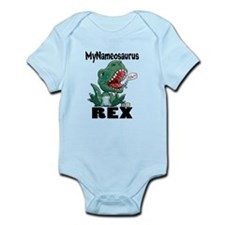 Personalizable T-Rex Infant Bodysuit