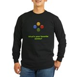 favoriteskittle Long Sleeve T-Shirt