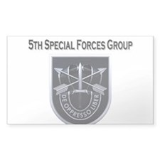 5th Special Forces Group Decal