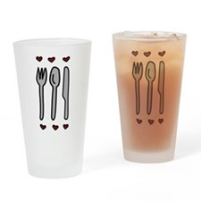 Utensils Drinking Glass