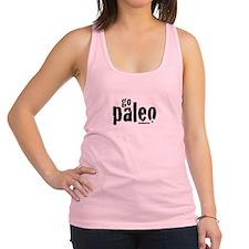 Go Paleo Racerback Tank Top