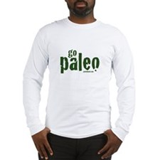 Go Paleo Long Sleeve T-Shirt