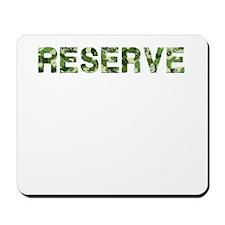 Reserve, Vintage Camo, Mousepad