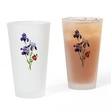 Jean Louis Prevost Bouquet Drinking Glass
