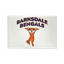 Barksdale Bengals! Rectangle Magnet