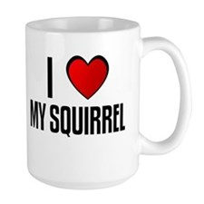 Unique Squirrels Mug