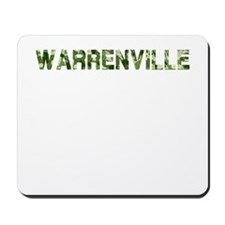 Warrenville, Vintage Camo, Mousepad
