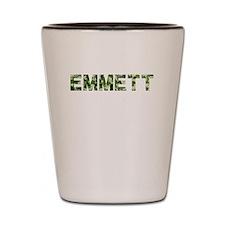 Emmett, Vintage Camo, Shot Glass
