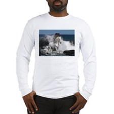 Ocean Stallion Long Sleeve T-Shirt