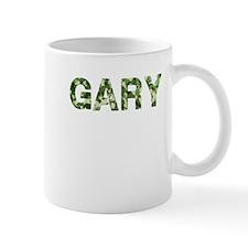 Gary, Vintage Camo, Mug