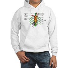 McDerMer's Wall Painting Jumper Hoodie