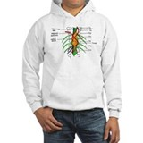 McDerMer's Wall Painting Jumper Hoody