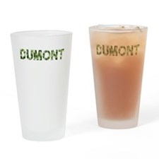 Dumont, Vintage Camo, Drinking Glass