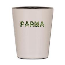 Parma, Vintage Camo, Shot Glass