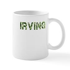 Irving, Vintage Camo, Mug