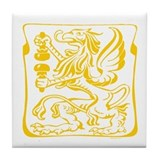 Mythical Creature Tile Coaster