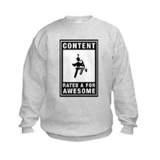 Bass Clarinet Player Sweatshirt