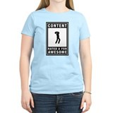 Harmonica Player T-Shirt