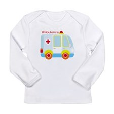 Cute Help kids Long Sleeve Infant T-Shirt