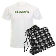 Breckenridge, Vintage Camo, Pajamas