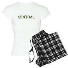 Central, Vintage Camo, Pajamas