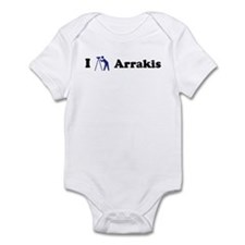 I Stargaze Arrakis Infant Bodysuit