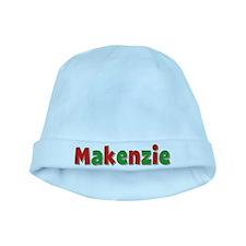 Makenzie Christmas baby hat
