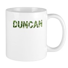 Duncan, Vintage Camo, Mug