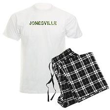 Jonesville, Vintage Camo, Pajamas