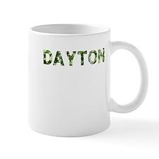 Dayton, Vintage Camo, Mug