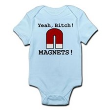 Breaking Bad - Pinkman Quotes - Magnets Infant Bod