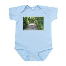 find your path Infant Bodysuit