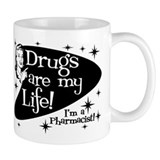 Funny My life Small Mug