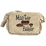 Master Baker Messenger Bag