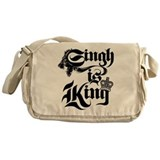 Singh Is King Messenger Bag