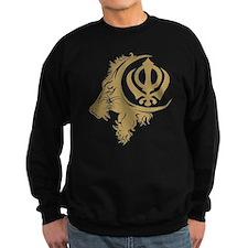 Singh Sikh Symbol 1 Sweatshirt