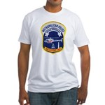 DC Aviation Unit Fitted T-Shirt