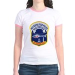 DC Aviation Unit Jr. Ringer T-Shirt