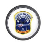 DC Aviation Unit Wall Clock