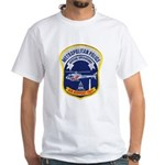 DC Aviation Unit White T-Shirt