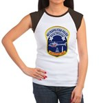 DC Aviation Unit Women's Cap Sleeve T-Shirt