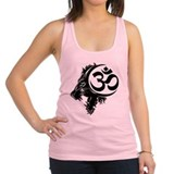 Singh Aum 1 Racerback Tank Top
