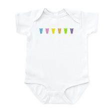 Gummi Bears Infant Bodysuit