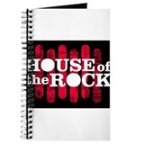 """House of the Rock"" Logo Journal"